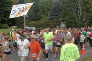 The 20th Corridor Nine Applefest 5K will be held Saturday, Sept. 21.  Photo/submitted