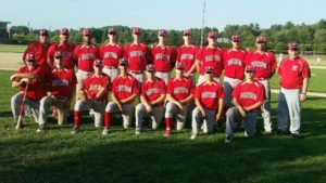 Hudson Legion Post 100 baseball team (Photo/submitted)