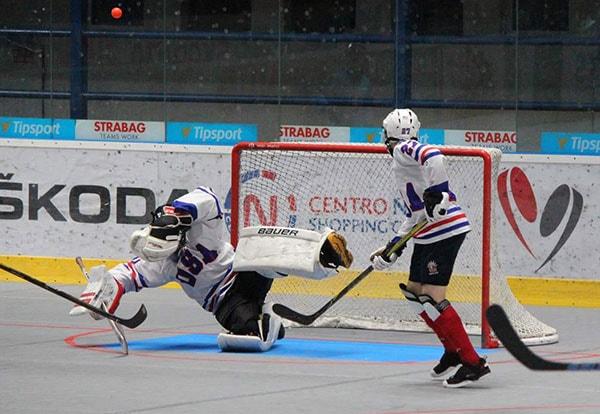 Marlborough ball hockey helps Team USA win silver medal in