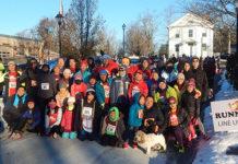 Central Massachusetts Chinese Runners Association (CMCRA). Photo/Melanie Petrucci