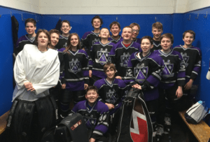 Sprts Sh Lakers hockey tourney (Mobile)