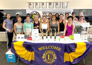 2018 Women's  Division participants. Photos submitted