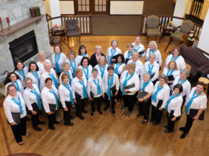 Hundredth Town Chorus Photo/submitted