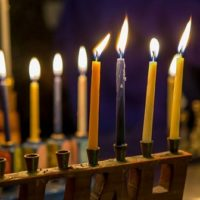 """The Hanukkah menorah is a symbol of hope and light."" (Photo/submitted)"