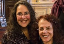 Susan Leviton (l) and Lauren Brody Photo/submitted