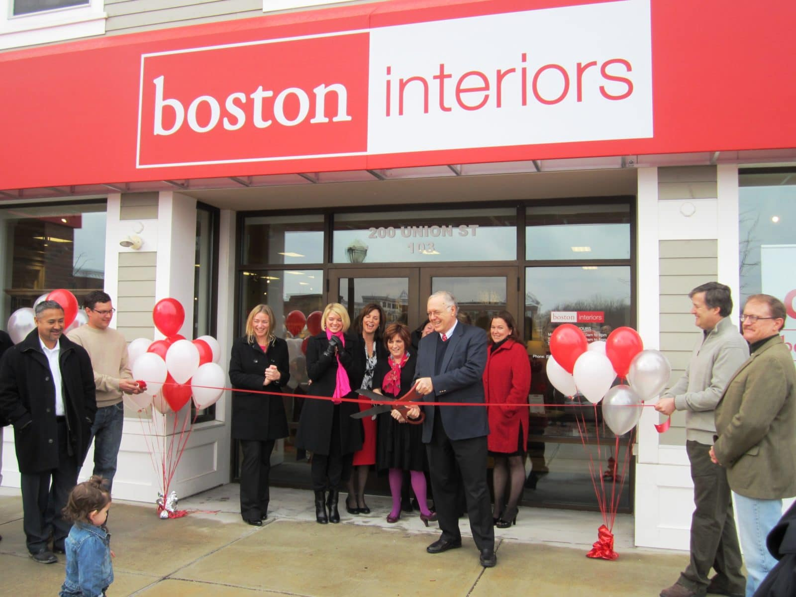 Boston Interiors Celebrates Grand Opening Of New Westborough Store Community Advocate