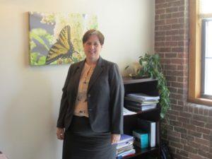 Lori Allen, program manager Photo/Bonnie Adams