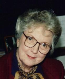 Jacqueline Tidman