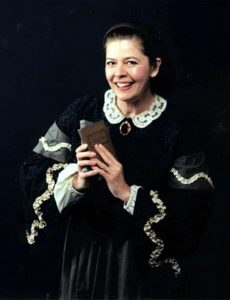 Jan Turnquist as Louisa May Alcott Photo/submitted