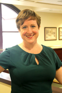 Cara Presley, Westborough Youth and Family Services Director. Photo/submitted