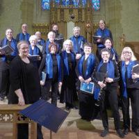 Shir Joy Chorus Photo/submitted