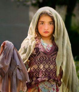 Skardu Girl Photo/Sahib Zulfiqar