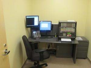 Command room