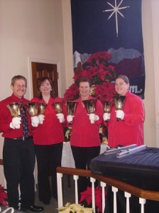 Members of the Westborough First United Methodist Church will present a Christmas Handbell Concert Friday, Dec. 13. (Photo/submitted)