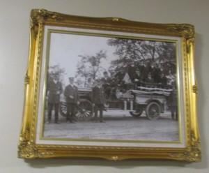 A restored photo