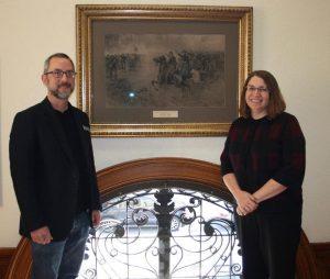Tony Vaver and Maureen Ambrosino (Photo/Jane Keller Gordon)