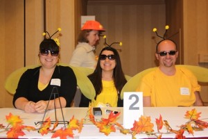 Participants in last year's Westborough Education Foundation Trivia Bee. (Photo/submitted)