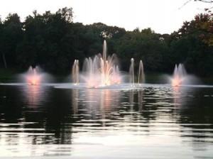 ltr to ed Falzoi SH Dean Park Dancing Fountains rs