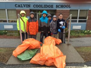 Cub Scout Pack 146 at Calvin Coolidge Elementary.