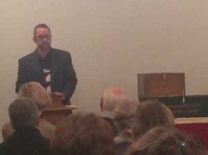 """Anthony Vaver presents """"Westborough's Forgotten Documents"""" Feb. 1. Photo/submitted"""