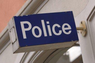 police log logo