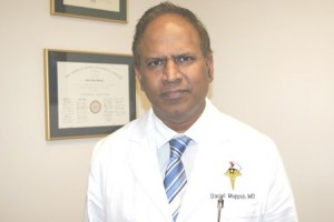 Daniel Muppidi, MD (Photo/submitted)
